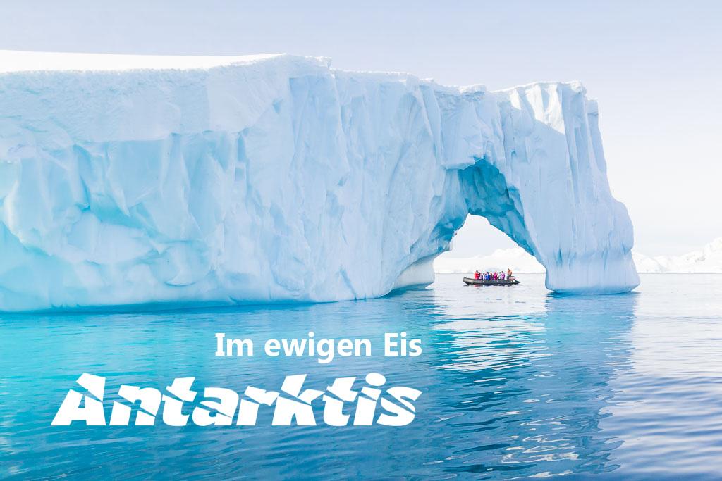 Im ewigen Eis - Antarktis