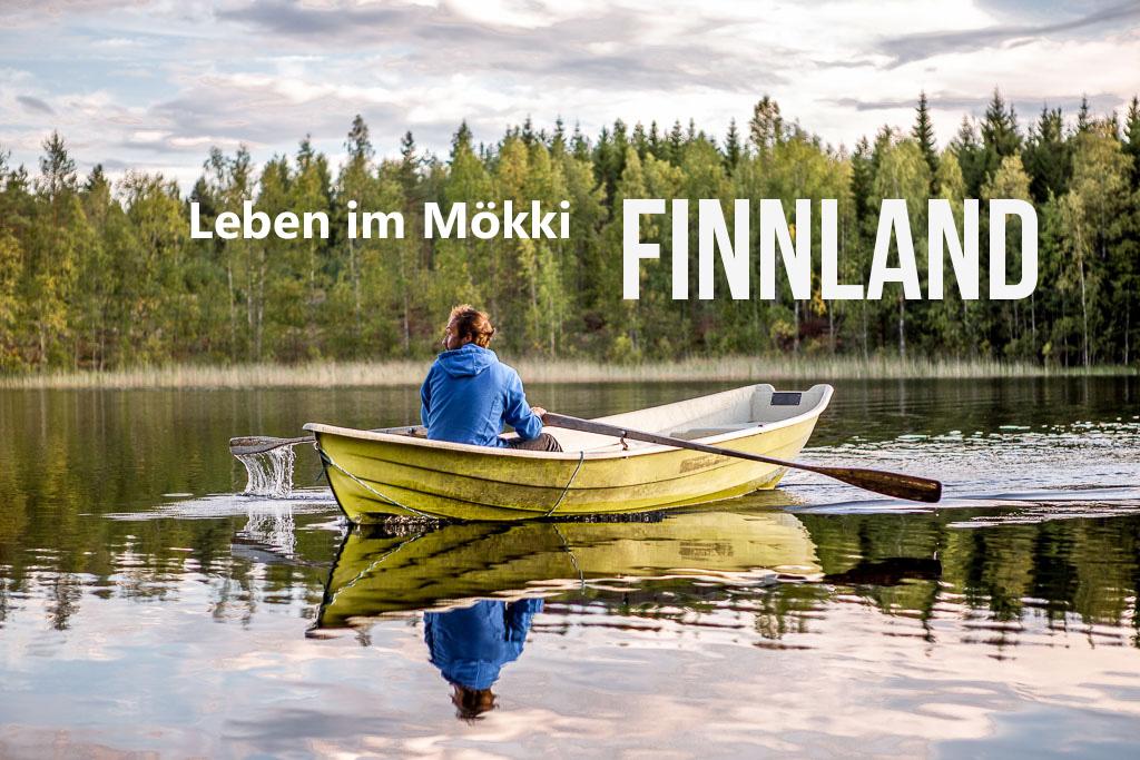 Leben im Mökki - Finnland