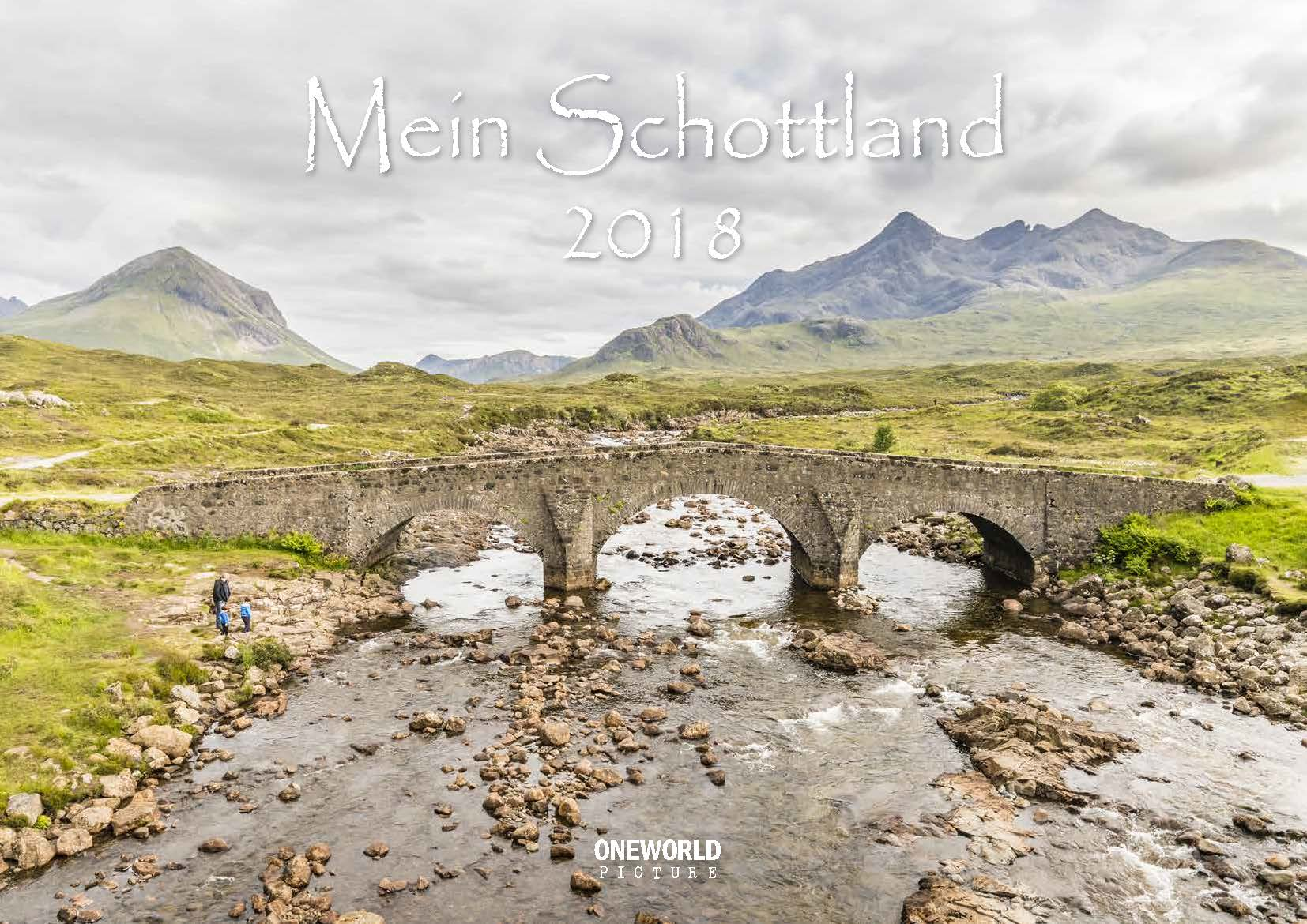 Cover: Schottland, Isle of Skye, Sligachan Bridge
