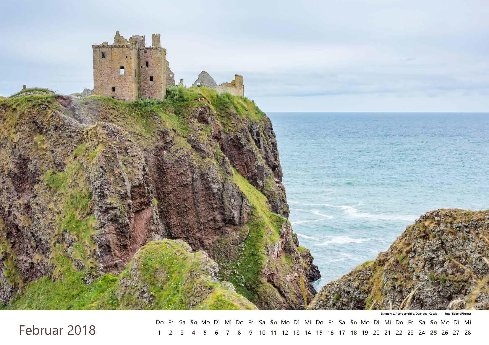 Schottland, Aberdeenshire, Dunnottar Castle