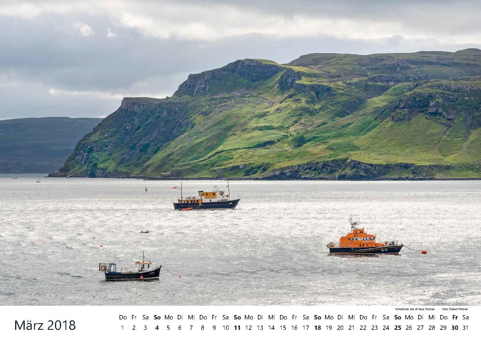 Schottland, Isle of Skye, Portree