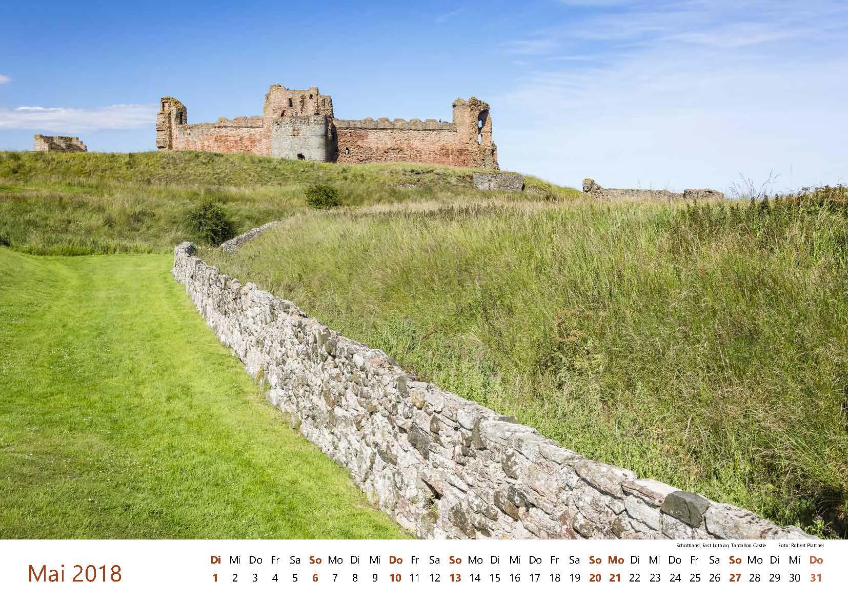 Schottland, East Lothian, Tantallon Castle