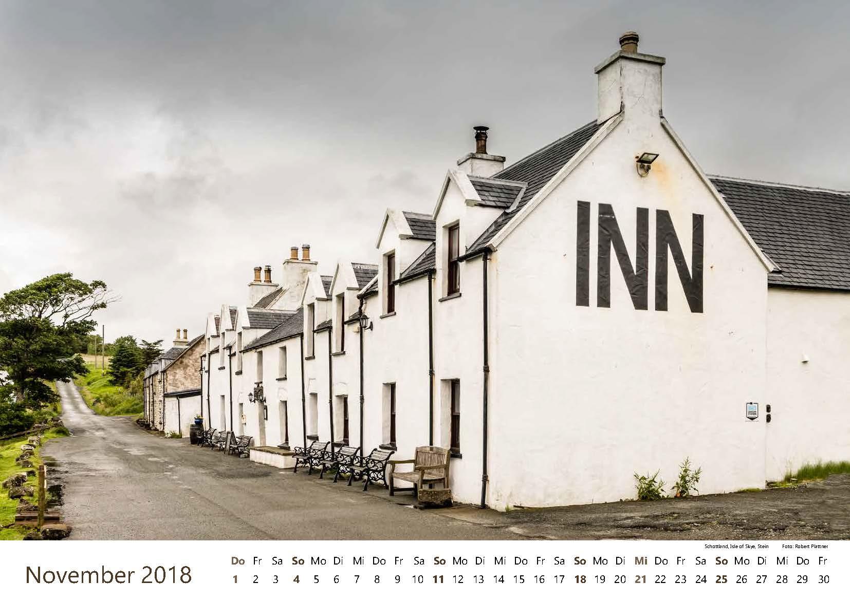 Schottland, Isle of Skye, Stein