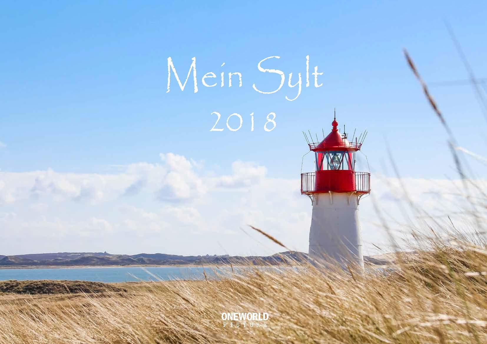 Cover: Sylt, List, Leuchtturm am Ellenbogen