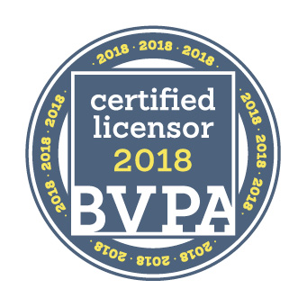 BVPA Certified Licensor 2017